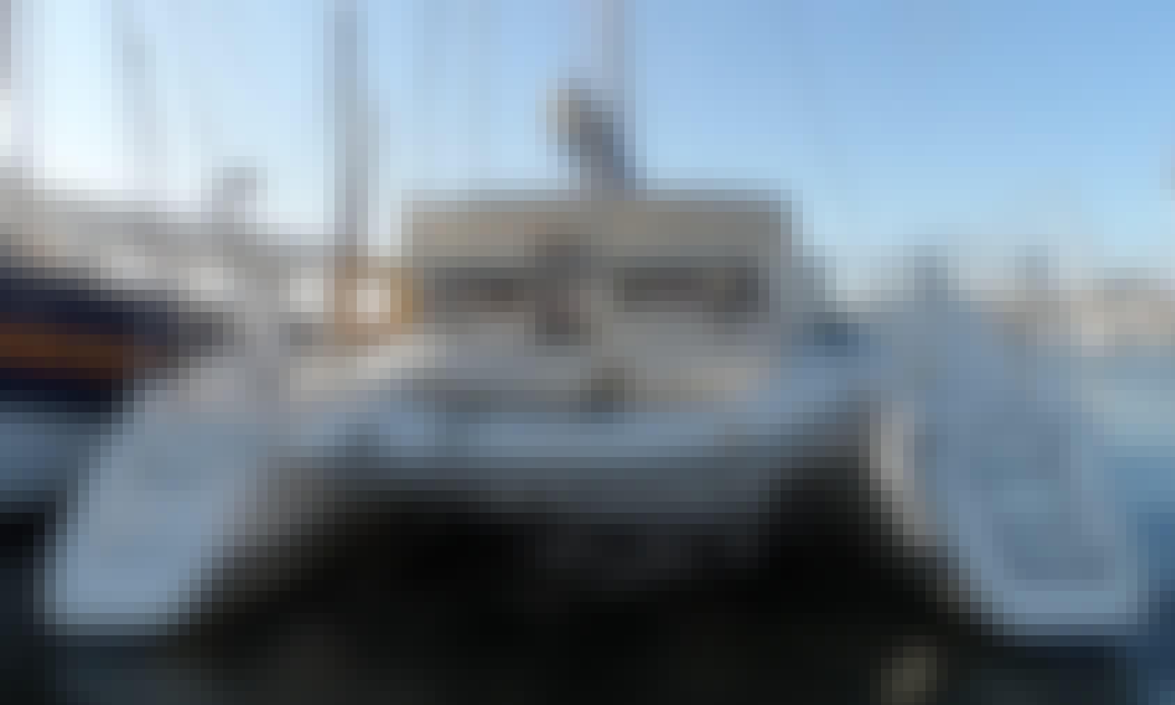 NAUTITECH 40 Cruising Catamaran Rental & Trips in Larmor-Plage, France