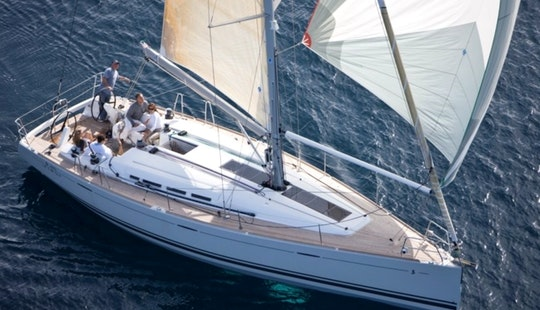 First 45 Cruising Monohull Rental & Trips In Larmor-plage, France