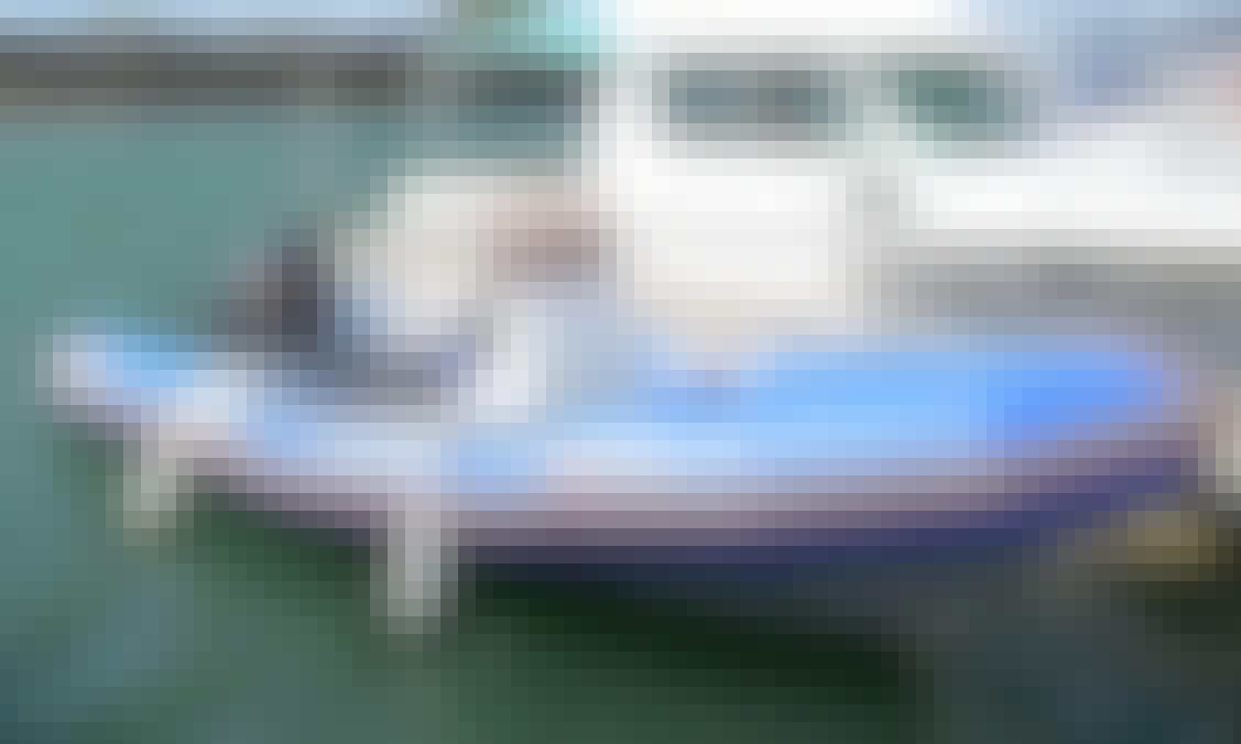 NARWHAL 670 RIB Rental in Larmor-Plage, France