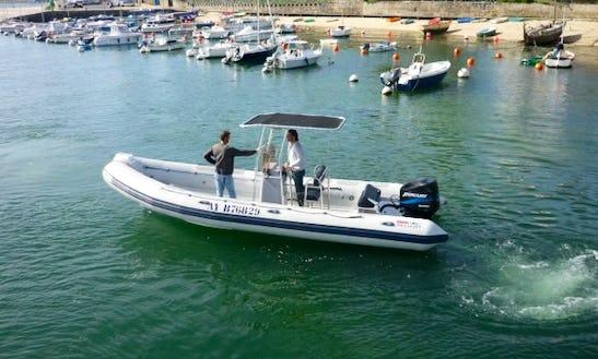 Valiant 750 Rib Rental In Larmor-plage, France