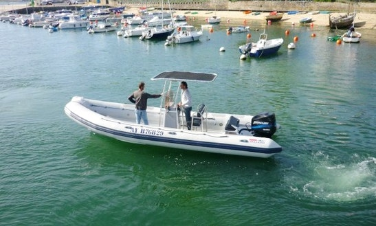 Valiant 750 Rib Rental In Larmor-plage, France