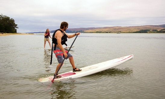 Stand Up Paddleboard Rental In Inverness