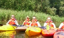 Single Kayak Rental & Trips in Neuhaus am Inn, Germany
