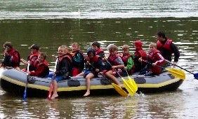 Rafting Trips in Neuhaus am Inn, Germany