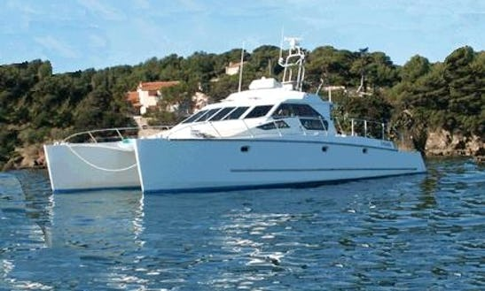 Charter Capriccio 520 Catamaran In France