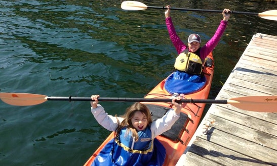 Kayak Rental & Trips In Eastsound, Washington