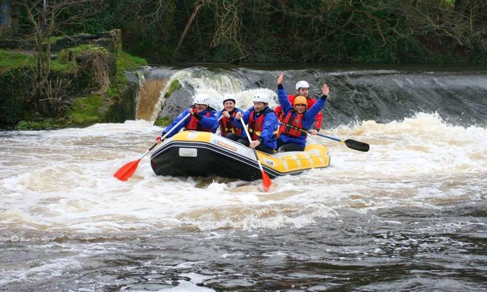 Enjoy Rafting Trips in Dublin, Ireland
