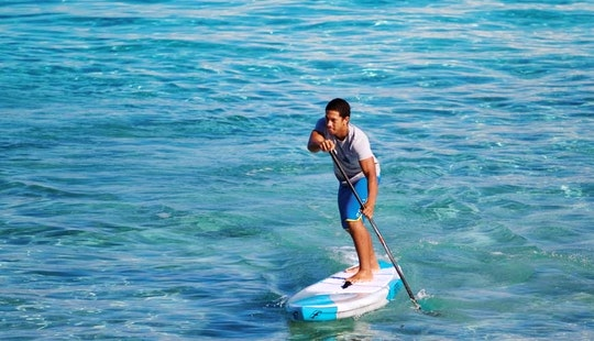 Stand Up Paddleboarding Experience In Figari, France