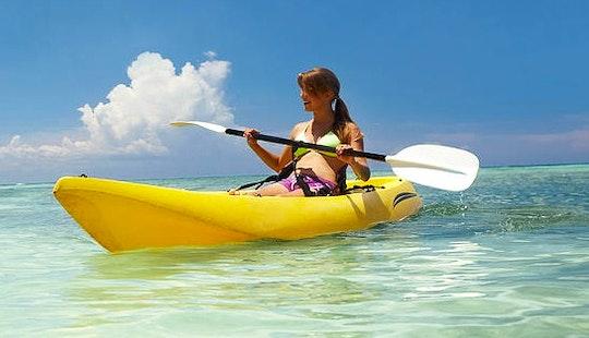 Single Kayak Rental In Figari, France