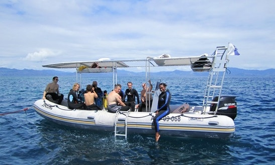 Diving Trips In Poindimie, New Caledonia