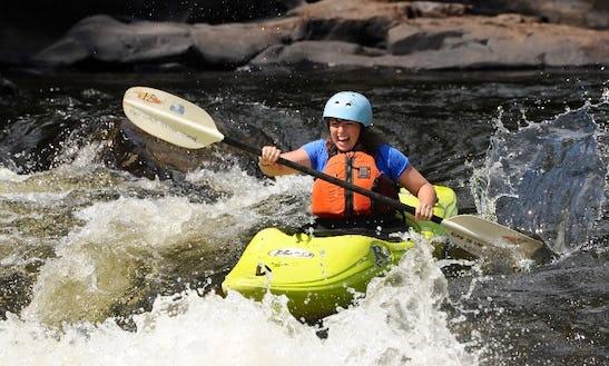 Kayak Trips In Grenville-sur-la-rouge, Canada