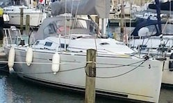 "Charter the Beneteau First 36.7 ""Sergent Garcia"" Yacht in Lelystad"