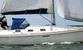 Charter the First 33.7 Sailing Yacht in Lelystad