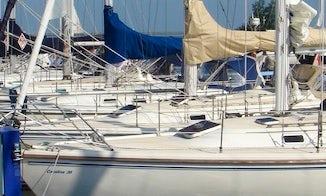 "The Friendship 33 ""Pico"" Sailboat in Lelystad"