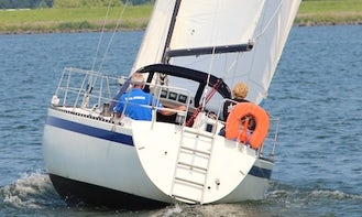 "The Kalik 33 ""Lucky Charm"" in Lelystad"