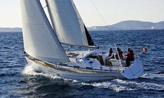"Charter the Bavaria 38 ""Lola"" Sailboat in Lelystad"