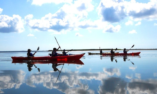 Tandem Kayak Rental & Guided Tours In Rock Hall