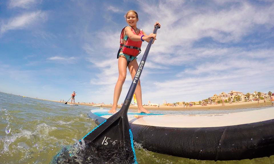 Hire Stand Up Paddleboards In Ayamonte