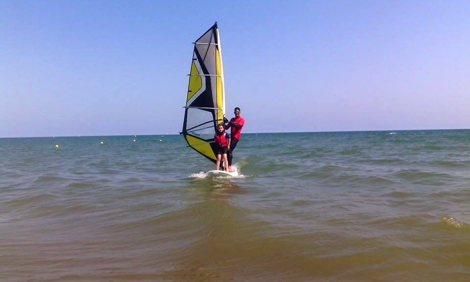 Learn Windsurfing In Ayamonte