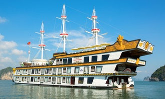 Dragon Legaend Cruise in Hanoi