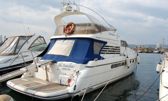 Fairline Squadron 50 In Varna