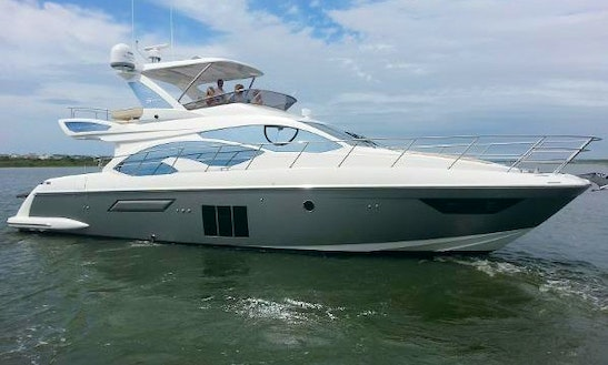 Azimut 55 Fly In Varna