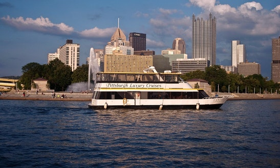 'fantasy' Motor Yacht Cruises & Charter In Pittsburgh