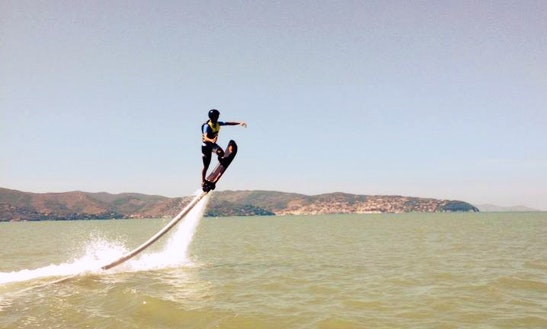 Hoverboarding Rides In Orbetello