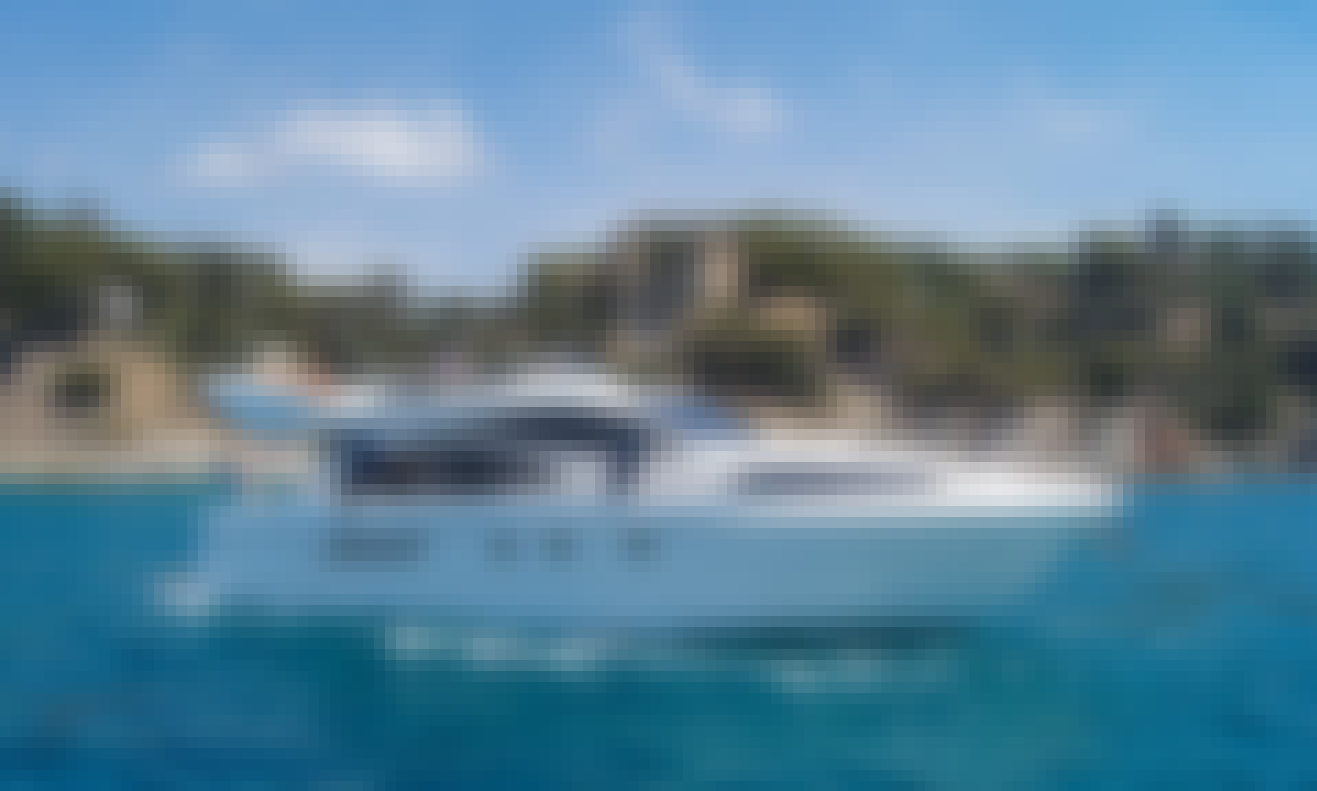 'Richard' Motor Yacht Charter in Catalunya, Spain