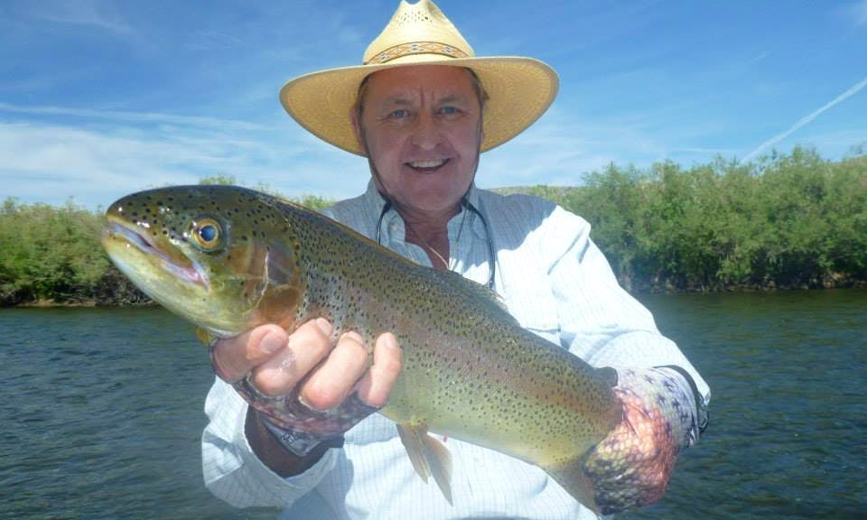 Fly Fishing Vacations In Twin Bridges, Montana