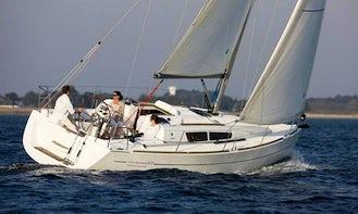 Charter Sun Odyssey 33i 'Taga' Sailboat From Palamós, Spain