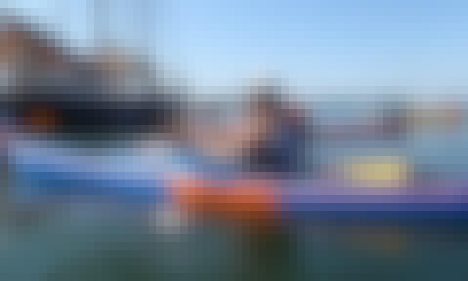 Single Sea Kayak Rental and Kayak Training in Castine