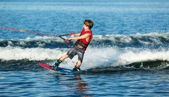 Wakeboarding Lessons In Le Carbet