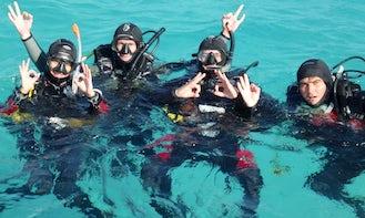 Learn Scuba Dive In El-Quseir, Egypt