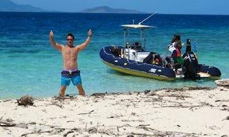 Discover Scuba Diving In Caledonia
