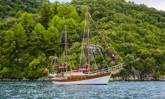 Laila Deniz in Turkey