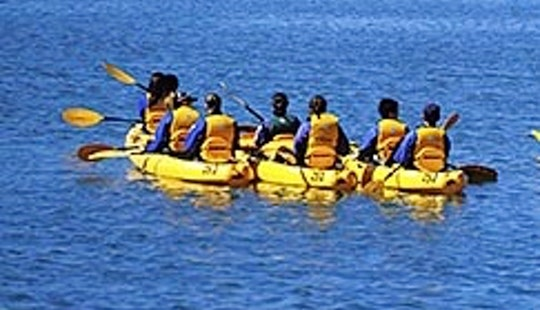 Admire And Explore The Santa Barbara Harbor Through Kayaking!