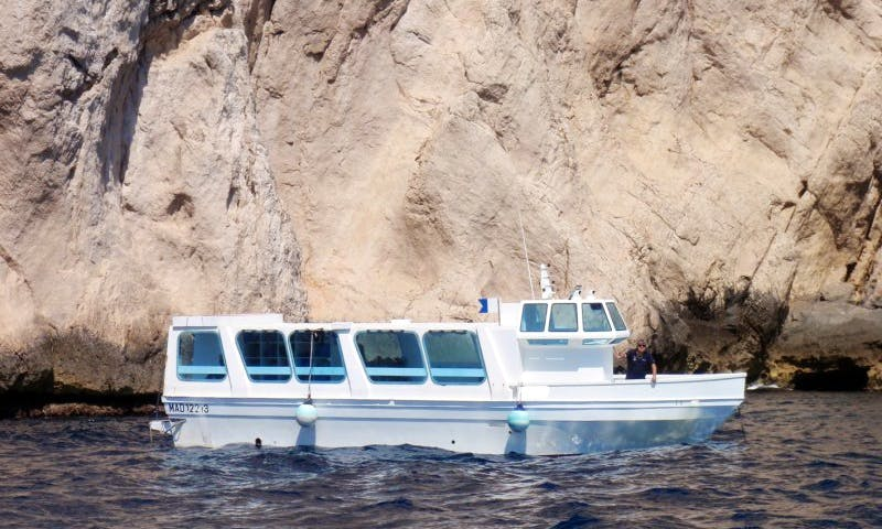 Diving Trips For All Levels Aboard 39' Dive Boat in Marseille, France