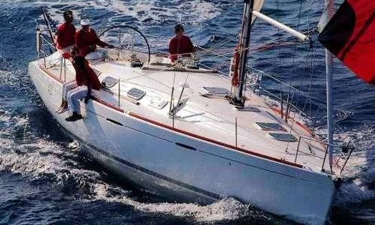 Charter The Beneteau First 42s7 Sailing Yacht In Kos