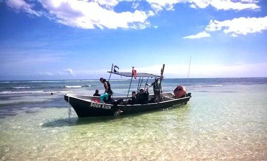 Diving In Majahual