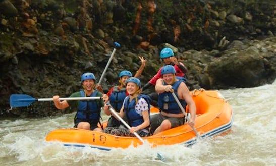 Rafting  In Serayu