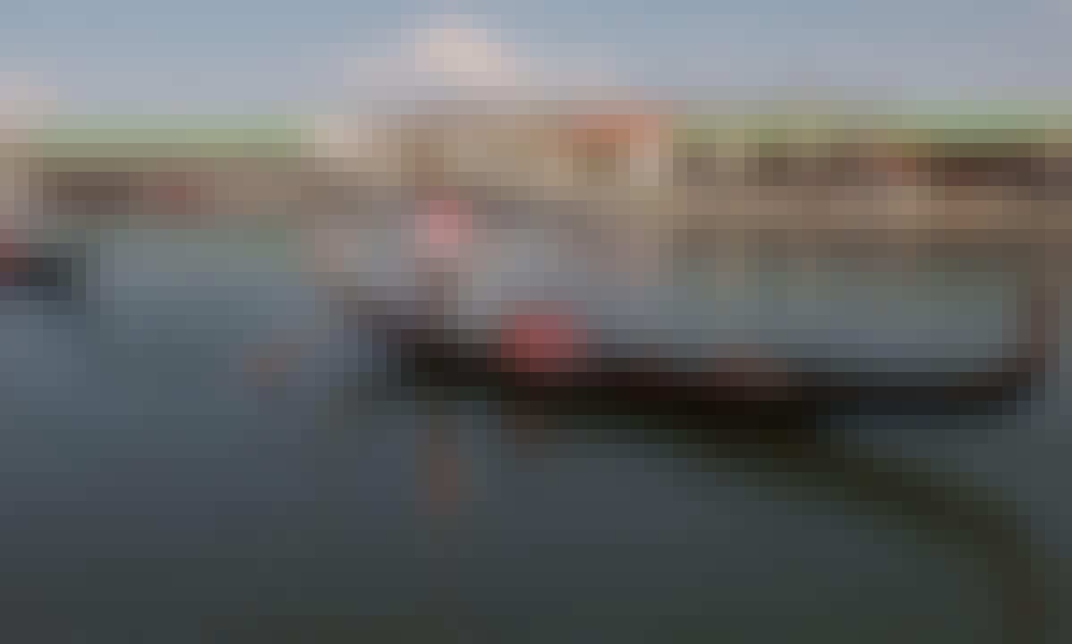 Gondola Canoeing  in turkey