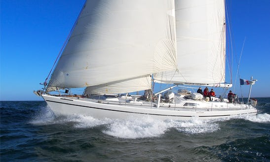 'whirlwind' Challenge 67 Monohull Crewed Charter In Lorient - Brittany - France