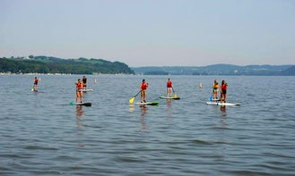 Stand Up Paddleboard Rental in Lower Windsor Township