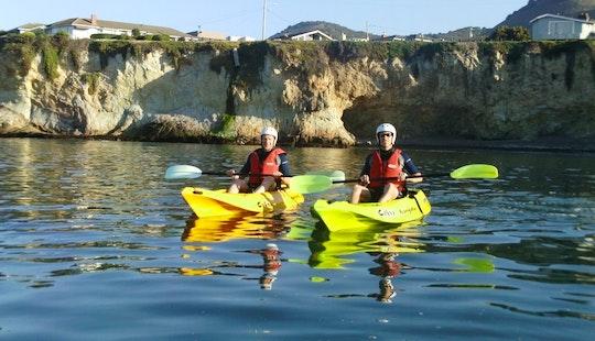Single Kayak Rental & Tours In Pismo Beach