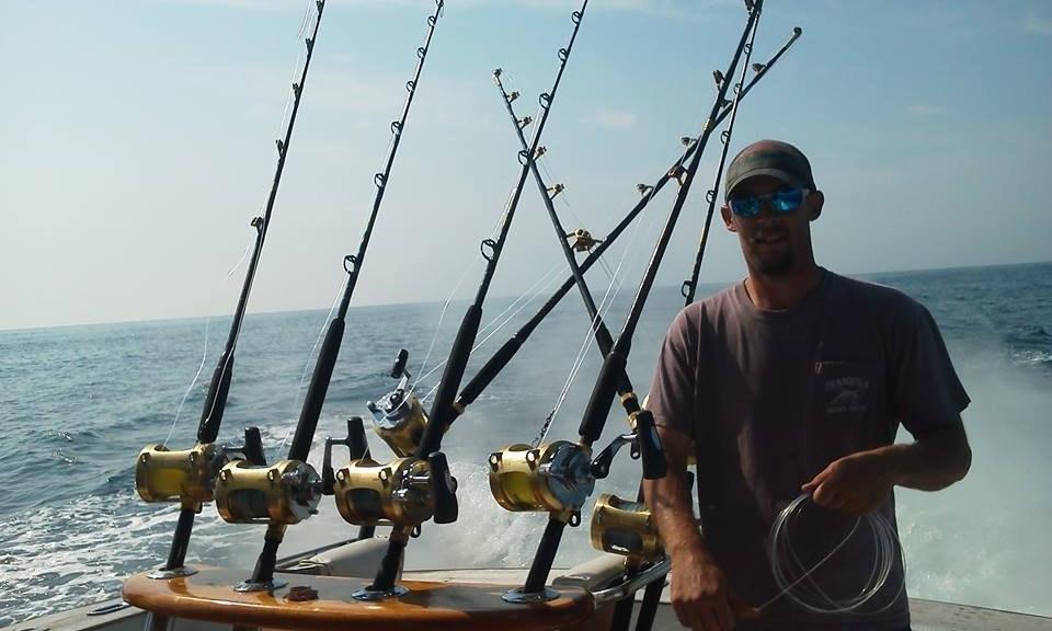Lewes de fishing boat stripper