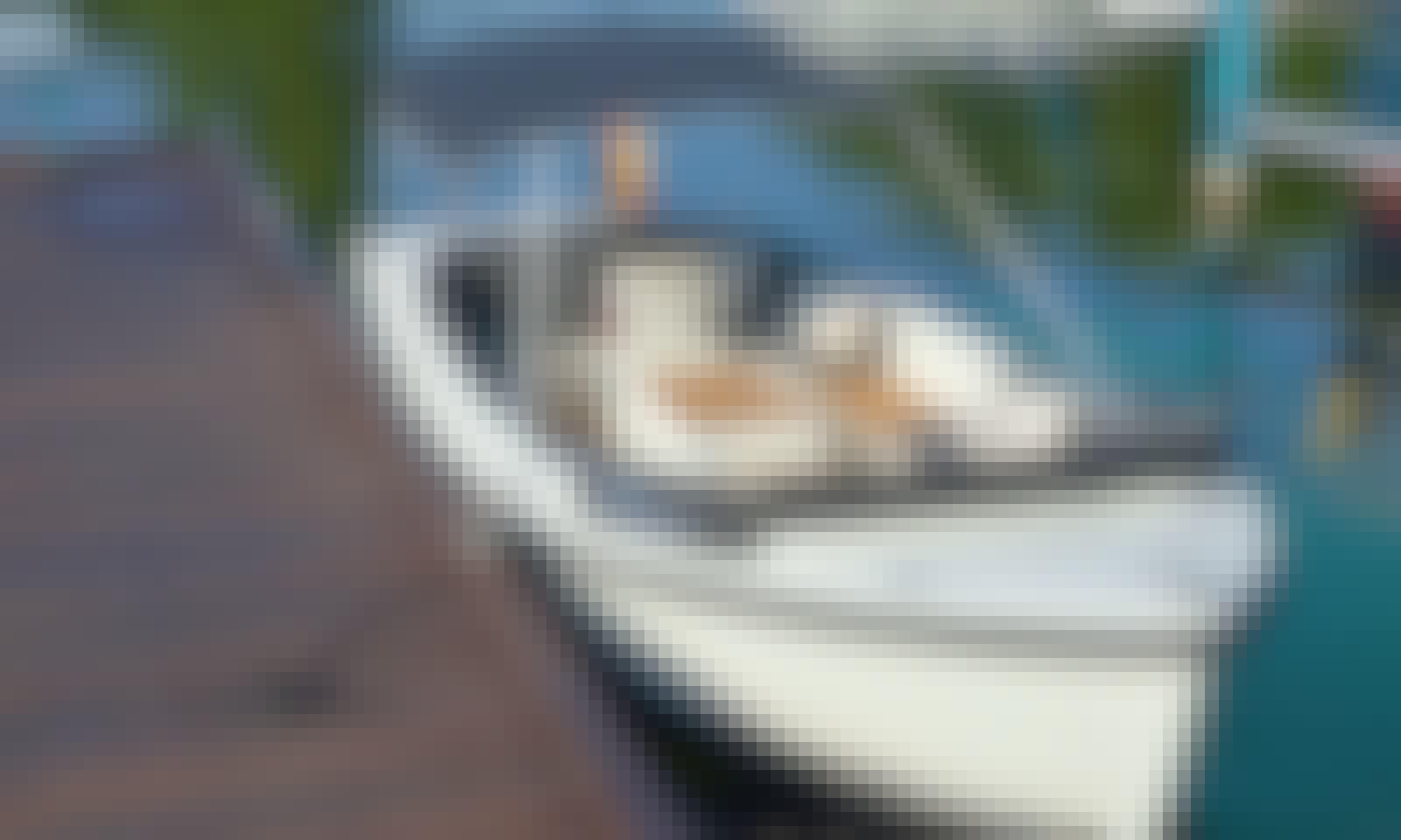 Waterspoor 711 Cruiser Boat Hire in Hohen Neuendorf