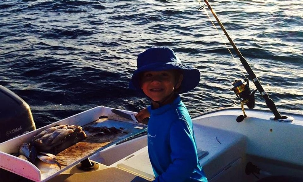 Fishing charter on 17 39 action craft center console in for Florida fishing license phone number