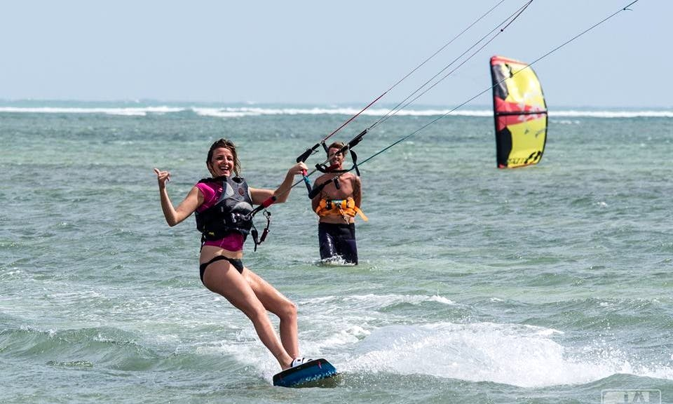Kiteboarding Lessons & Rental in Dollymount, Ireland