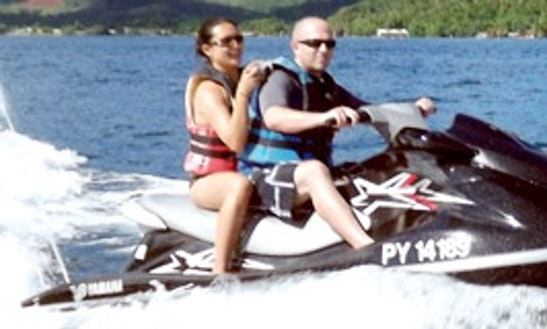 Jet Ski Rental In Moorea, French Polynesia